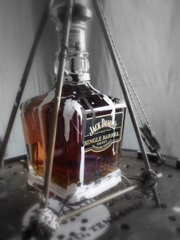 Jack Daniel's Single Barrel - JFK Airport New York
